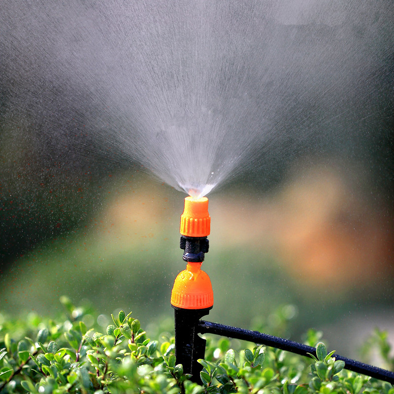 What is micro sprinkler irrigation technology?