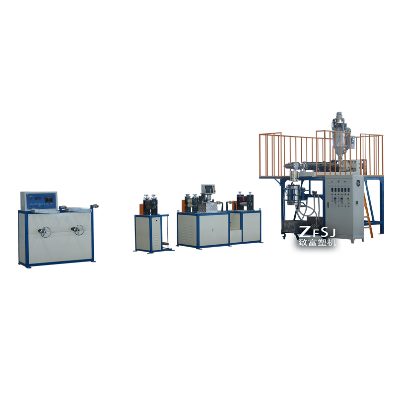 Micro spraying Tape Making Machine